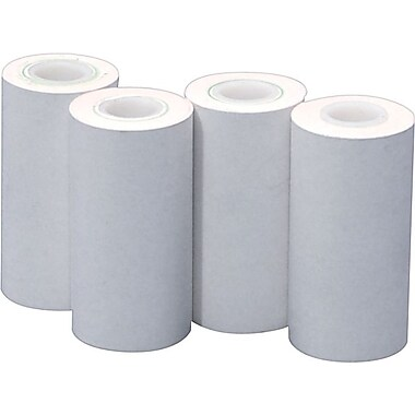 ICONEX/NCR Thermal Mini Visa Printer Rolls, 2-1/4