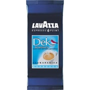 Lavazza® Espresso Point Cartridges, 100% Arabica Blend Espresso, Decaffeinated, .25 oz, 50 Cartridges