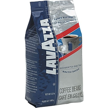 Lavazza® Filtro Classico Whole Bean Coffee, Regular, 2.2 lb. Bag