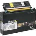 Lexmark Yellow Toner Cartridge (C5242YH), High Yield