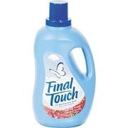 Final Touch Ultra Liquid Fabric Softener, 120oz Bottle
