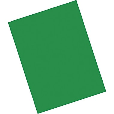 Riverside® Construction Paper; 9in. x 12in., Holiday Green, 50 Sheets