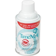 TimeMist® Metered Fragrance Dispenser Refills, French Kiss, 5.3 oz., 12/Case