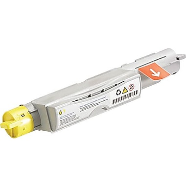 Dell JD750 Yellow Toner Cartridge, High Yield
