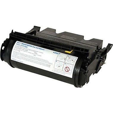 Dell K2885 Black Toner Cartridge, Use and Return