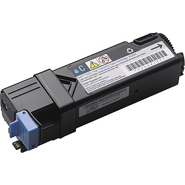 Dell KU051 Cyan Toner Cartridge (KU053), High Yield