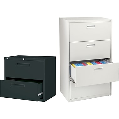 Staples HL1000 30in.  Wide Lateral File Cabinets