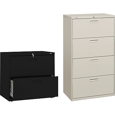 HON® 500 Series 30in.  Wide Lateral File Cabinets