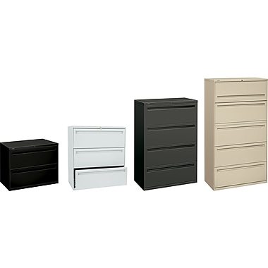 HON® Brigade™ 700 Series 36in. Wide Lateral  File Cabinets