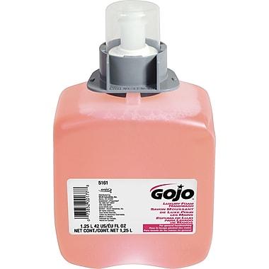 GOJO® - Recharge de savon moussant de luxe pour les mains, 1,25 l
