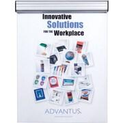 "Advantus® 9"" Grip-A-Strip® Display Rail"