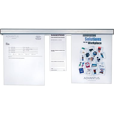 Advantus® 48in. Grip-A-Strip® Display Rail