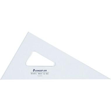 Staedtler®-Mars - Équerre à dessin, 12 po, 60 º