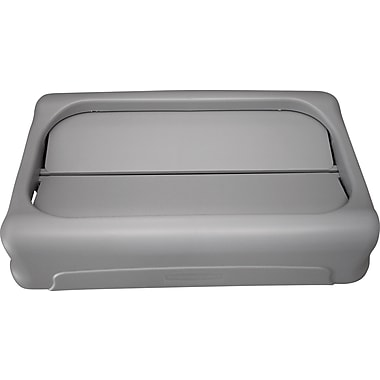 Rubbermaid® Slim Jim Wastebasket Lid