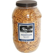 Anderson Mini Pretzel Twists, 2-1/2 lbs.