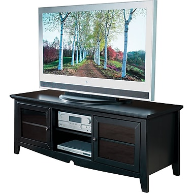 OSP Designs™ 60in. Flat Screen TV Stand, Ebony