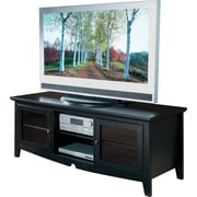 "OSP Designs™ 60"" Flat Screen TV Stand, Ebony"
