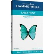 "HammerMill® Laser Print Paper, 8 1/2"" x 14"", 24Lb Ream"