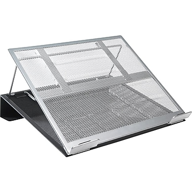 Rolodex™ Two-Tone Metal Mesh Laptop Stand