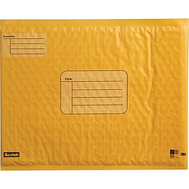 Scotch™ Poly Bubble Mailer 8-1/2