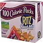 Nabisco® 100-Calorie Ritz Snack Mix, .77 oz. Bags,