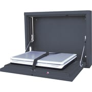 Sandusky Wall Mount Laptop Security Cabinet