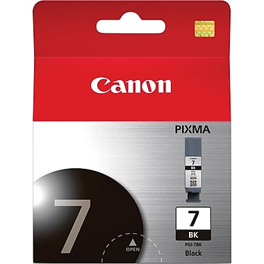 Canon® PGI-7 Black Ink Tank (2444B002)