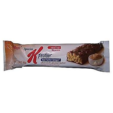 Kellogg's Special K® Chocolate Peanut Butter Protein Bars, 1.59 oz. Bars, 8 Bars/Box