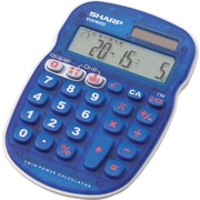 Sharp® EL-S25BBL Quiz Calculator