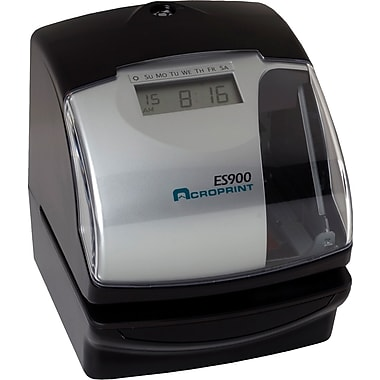Acroprint® Time Recorder
