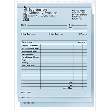 Staples Job Ticket Holders, 9in. x 12in.