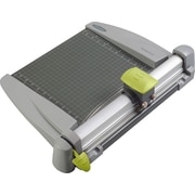 """Swingline® SmartCut® 12"""" Commercial Heavy-Duty Rotary Paper Trimmer, 30 Sheet Capacity, Gray"""
