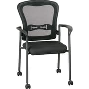 Office Star™ Pro-Grid Mesh Guest Chair with Casters
