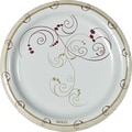 SOLO® Symphony Medium Weight Paper Plates, 8 1/2in., 500/Case