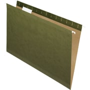 Pendaflex® Reinforced Hanging File Folders, Legal, 5 Tab, 25/Box
