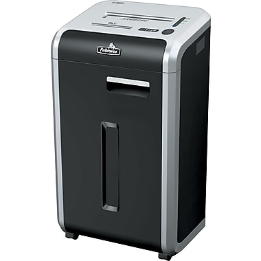 Fellowes Powershred 225i 20-Sheet 100% Jam Proof Strip-Cut Shredder