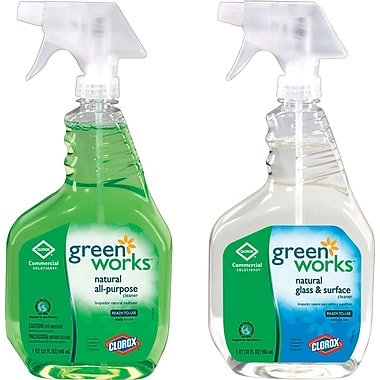 Clorox® Green Works™ Natural Cleaners