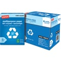 Staples® 50% Recycled Heavyweight Multipurpose Paper, Half Case