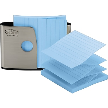 Post-it® Top-Loading Pop- Up Dispenser, Each