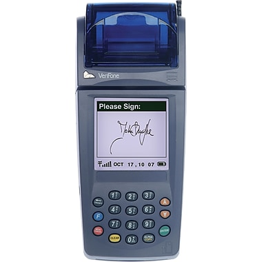 Verifone Nurit 8020 Wireless Credit Card Terminal