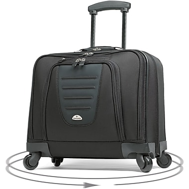 Samsonite Mobile Office Laptop Case, Black, 15.4in.