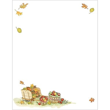 Great Papers­­® Harvest Apples Stationery