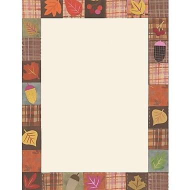 Great Papers­­® Autumn Quilt Stationery