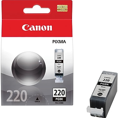 Canon PGI-220BK Black Ink Cartridge