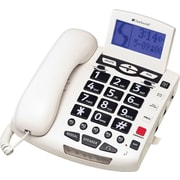 ClearSounds ConnectPlus CSC600 Amplified Speakerphone, White
