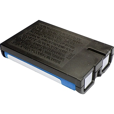 Lenmar replacement battery for Panasonic KX-TG6023M and KX-TG6052B cordless phones (CB0107)