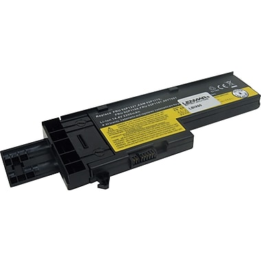Lenmar replacement battery for Lenovo ThinkPad X60 and X60s Series Laptop computers (LBIX60)