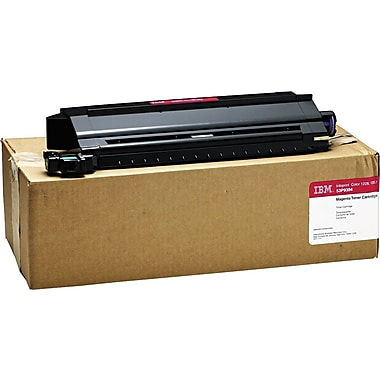 InfoPrint 53P9394 Magenta Laser Toner, High Yield