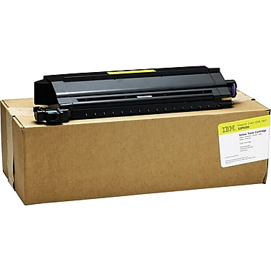 InfoPrint 53P9395 Yellow Laser Toner, High Yield