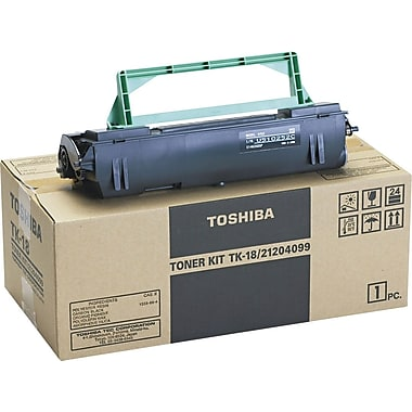 Toshiba Black Toner Cartridge (TK18)
